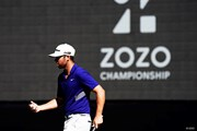 2020年 ZOZOチャンピオンシップ 事前 マシュー・ウルフ
