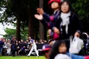 2020年 ZOZOチャンピオンシップ 初日 松山英樹