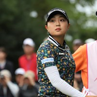 小貫麗が首位を維持した(提供:大会広報) 2019年 京都レディースオープン 2日目 小貫麗