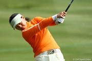 2010年 ヨコハマタイヤゴルフトーナメント PRGRレディスカップ初日 中田美枝