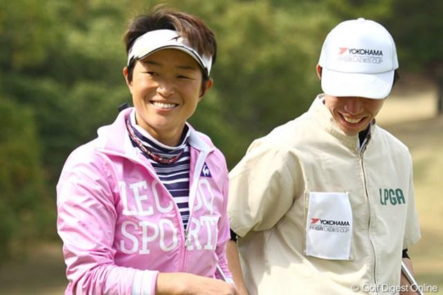 05年のステップアップ・徳島月の宮レディースカップで優勝経験のある門川恭子