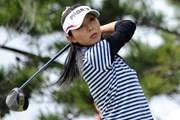 2010年 ヨコハマタイヤゴルフトーナメント PRGRレディスカップ初日 塩田亜飛美