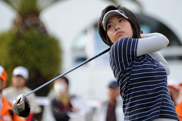 香山麻央 2010年 ヨコハマタイヤゴルフトーナメント PRGRレディス ...