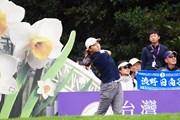 2019年 スウィンギングスカートLPGA台湾選手権 初日 渋野日向子