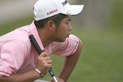 2010年 WGC CA選手権 2日目 池田勇太
