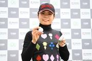 2010年 ヨコハマタイヤゴルフトーナメントPRGRレディスカップ2日目 永井奈都