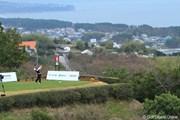 2010年 ヨコハマタイヤゴルフトーナメントPRGRレディスカップ2日目 森田理香子
