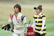 2010年 ヨコハマタイヤゴルフトーナメントPRGRレディスカップ2日目 青山加織