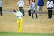 2010年 ヨコハマタイヤゴルフトーナメントPRGRレディスカップ2日目 竹村真琴