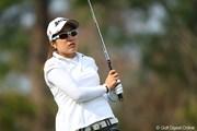 2010年 ヨコハマタイヤゴルフトーナメントPRGRレディスカップ2日目 藤本麻子
