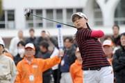 2010年 ヨコハマタイヤゴルフトーナメントPRGRレディスカップ2日目 塩田亜飛美
