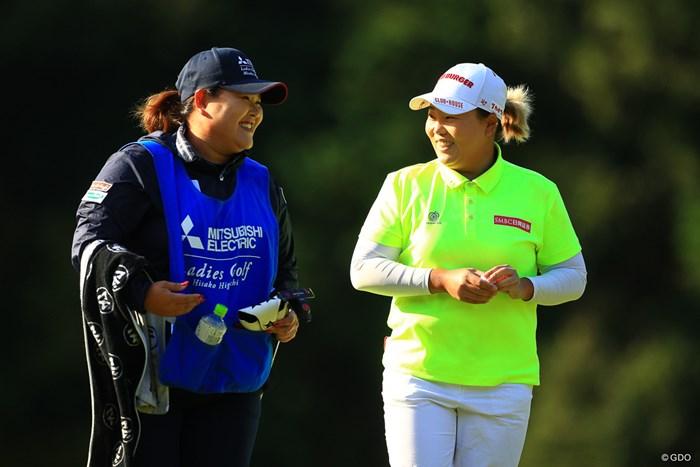 本日最高の1枚 2019年 樋口久子 三菱電機レディスゴルフトーナメント 2日目 アン・ソンジュ