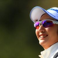 トップ10には強豪が揃ってます 2019年 樋口久子 三菱電機レディスゴルフトーナメント 2日目 ペ・ソンウ