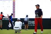 2019年 樋口久子 三菱電機レディスゴルフトーナメント 最終日 申ジエ