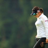 もう一歩及ばず 2019年 樋口久子 三菱電機レディスゴルフトーナメント 最終日 岡山絵里