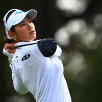 全農 2019年 樋口久子 三菱電機レディスゴルフトーナメント 最終日 原英莉花