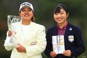 2019年 樋口久子 三菱電機レディスゴルフトーナメント 最終日 佐久間朱莉