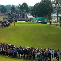 来場者数6704人 2019年 樋口久子 三菱電機レディスゴルフトーナメント 最終日 三菱電機レディース