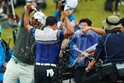 2019年 マイナビABCチャンピオンシップ 最終日 ハン・ジュンゴン