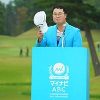 いつの間にそんなに日本語上手くなったの? 2019年 マイナビABCチャンピオンシップ 最終日 ハン・ジュンゴン