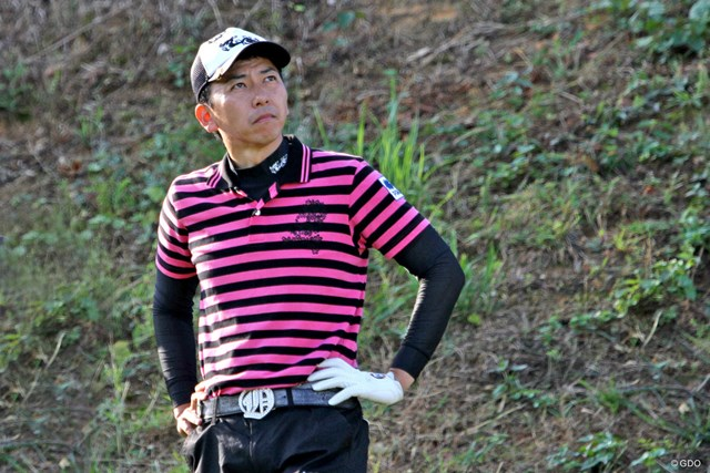 笠哲郎は25位で初日を終えた