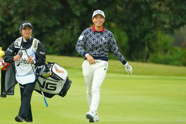 渋野日向子が日本で米ツアー2勝目を目指す