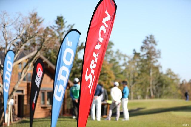 決勝大会はカレドニアン・ゴルフクラブで行われた
