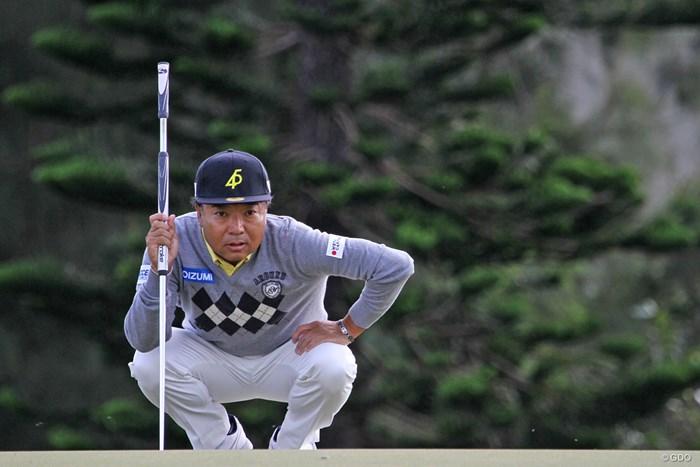 トップ組からの挽回は叶わず 2019年 HEIWA・PGM CHAMPIONSHIP 3日目 片山晋呉