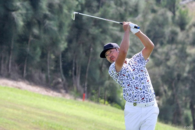 チェ・ホソンは沖縄のコースを見事に攻略