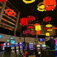 ホテルのロビーはカジノになっています 2019年 ネッドバンクゴルフチャレンジ hosted by ゲーリー・プレーヤー 事前 南アフリカのホテル