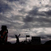 LEADER 2019年 伊藤園レディスゴルフトーナメント 初日 申ジエ