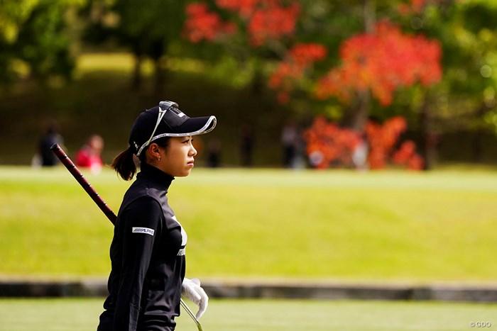 その先の景色 2019年 伊藤園レディスゴルフトーナメント 初日 大江香織