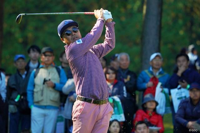 片山晋呉は現在賞金ランク33位。過去2勝の御殿場で逆転なるか
