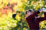 2019年 伊藤園レディスゴルフトーナメント 2日目 臼井麗香