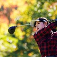 臼井麗香が悲願の初優勝へ2位に浮上した 2019年 伊藤園レディスゴルフトーナメント 2日目 臼井麗香