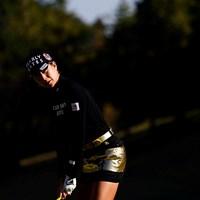 秋のゴールデンコーディネート 2019年 伊藤園レディスゴルフトーナメント 最終日 木戸愛