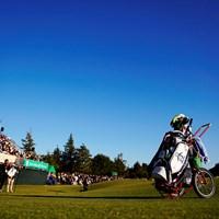 愛車 2019年 伊藤園レディスゴルフトーナメント 最終日 大江香織