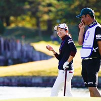 ENCORE 2019年 伊藤園レディスゴルフトーナメント 最終日 大江香織