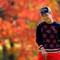SMILES 2019年 伊藤園レディスゴルフトーナメント 最終日 上田桃子