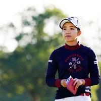 大江香織が最後の試合を終えた 2019年 伊藤園レディスゴルフトーナメント 最終日 大江香織