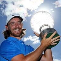 トミー・フリートウッドがツアー5勝目(Warren Little/Getty Images) 2019年 ネッドバンクゴルフチャレンジ hosted by ゲーリー・プレーヤー 最終日 トミー・フリートウッド