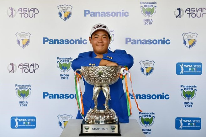 韓国の17歳キム・ジュヒョンが優勝