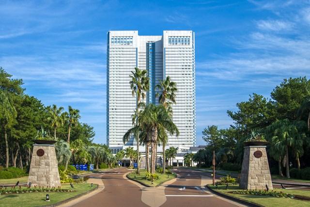 宮崎のシンボルタワーとしても知られるシェラトン・グランデ・オーシャンリゾート