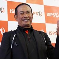 タイのウィラチャンが2019年のシニア賞金王に輝いた 2019年 ISPS・ハンダカップ・フィランスロピーシニアトーナメント  最終日 タワン・ウィラチャン