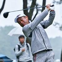 首位タイに浮上して週末に進んだ池田勇太 2019年 ダンロップフェニックストーナメント 2日目 池田勇太