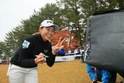 2019年 大王製紙エリエールレディスオープン 最終日 渋野日向子