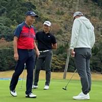 谷口徹は今週もレギュラーツアーに出場する 2019年 Hitachi 3Tours Championship 事前 谷口徹