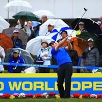 2年続けてシーズン終盤に今平周吾を追うノリス 2019年 カシオワールドオープンゴルフトーナメント 初日 ショーン・ノリス