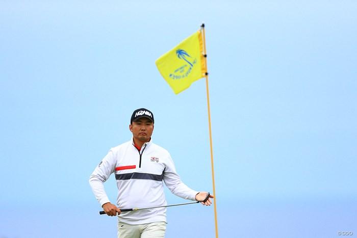 5アンダー2位Tの好発進 2019年 カシオワールドオープンゴルフトーナメント 初日 小林伸太郎