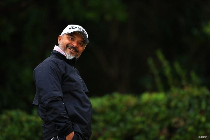 ガンジーかわいいよね 2019年 カシオワールドオープンゴルフトーナメント 初日 ラヒル・ガンジー